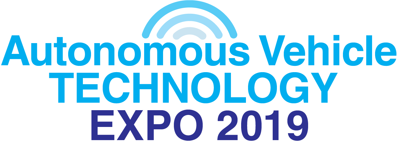 autonomous vehicle expo logo