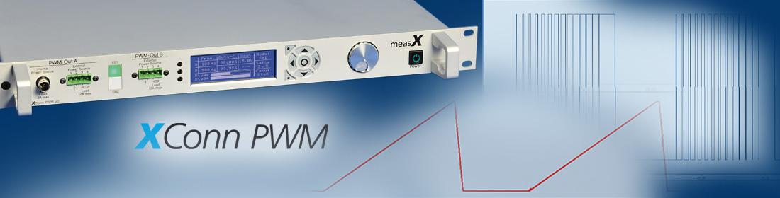 measX X-Conn PWM