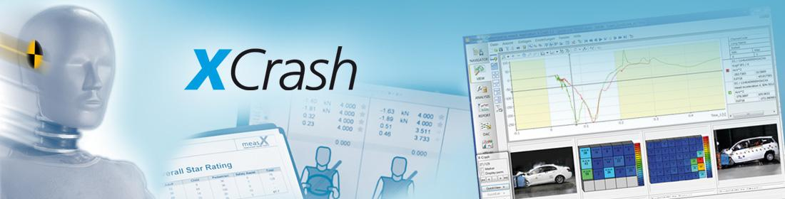 MeasX X-Crash Software