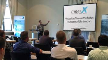 measX Technology Days 2019